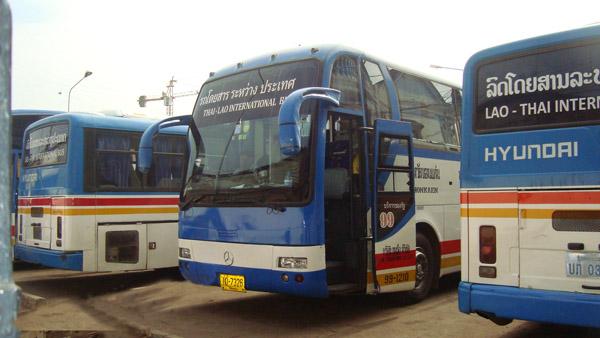 Autobus internazionali