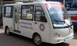 autobus vientaine elettrico tuttolaos