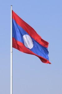 bandiera laos 1 tuttolaos
