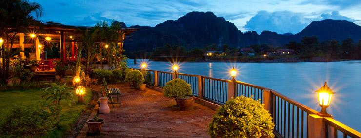 Dov'e' il Laos?