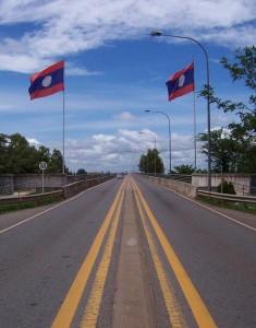 ponte thai laos tuttolaos