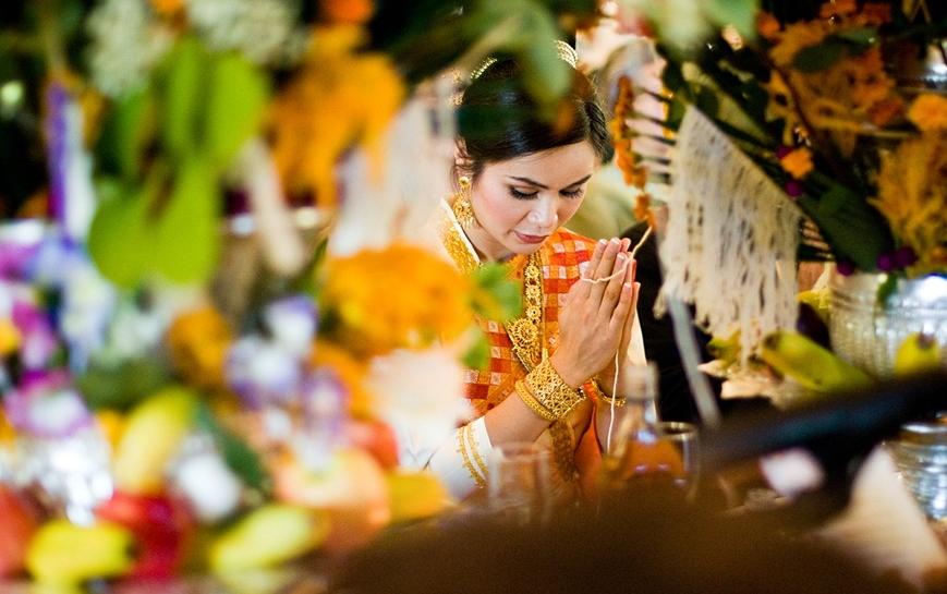Il matrimonio tradizionale laotiano