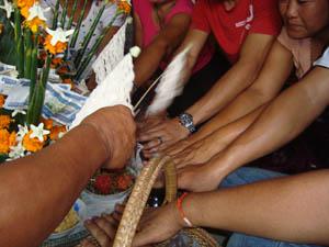 rito del baci laos 2 tuttolaos