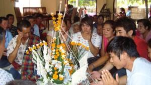 rito del baci laos 3 tuttolaos