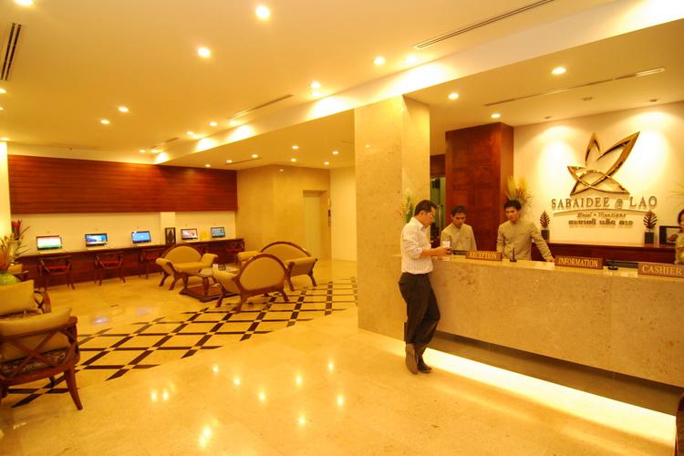 Vientiane hotel 3 stelle