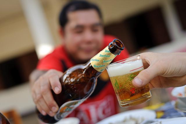 BeerLao la birra nazionale del Laos