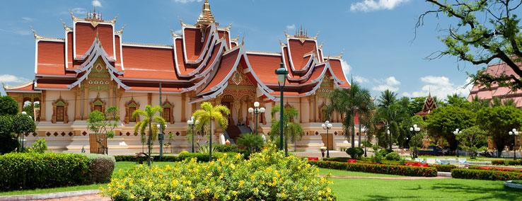 Dormire a Vientiane: niente di piu' facile!