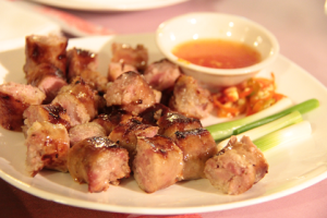 cibo laos sai oua tuttolaos