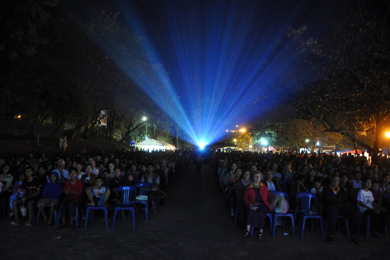 Il festival del cinema di Luang Prabang