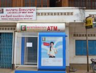 Banche ed ATM in Laos