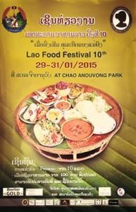 lao food festival 2015 tuttolaos 1