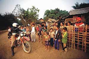 turista viaggio in laos 2