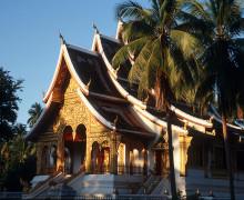 Il palladio laotiano: il Phra Bang