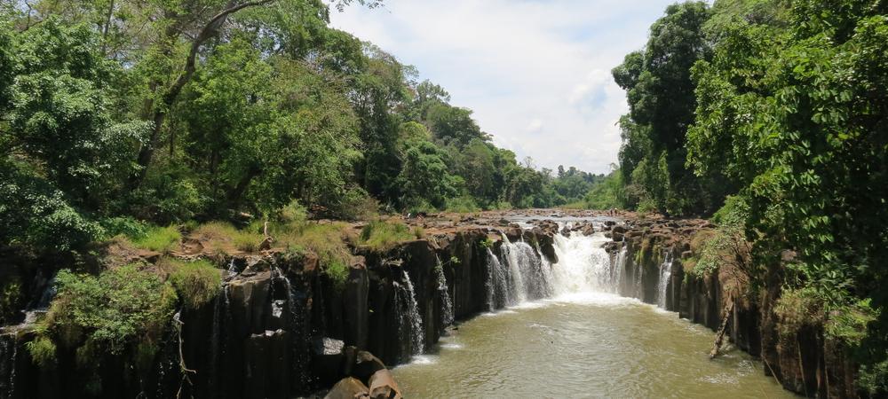 Bolaven, le cascate del paradiso