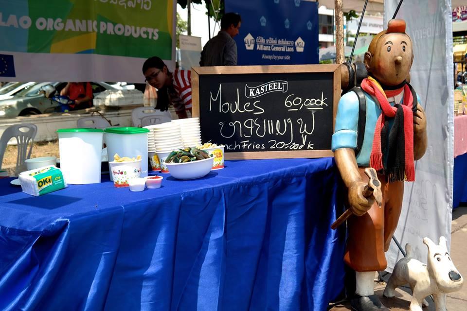 Uniti per la gola: il quarto festival della cucina europea a Vientiane
