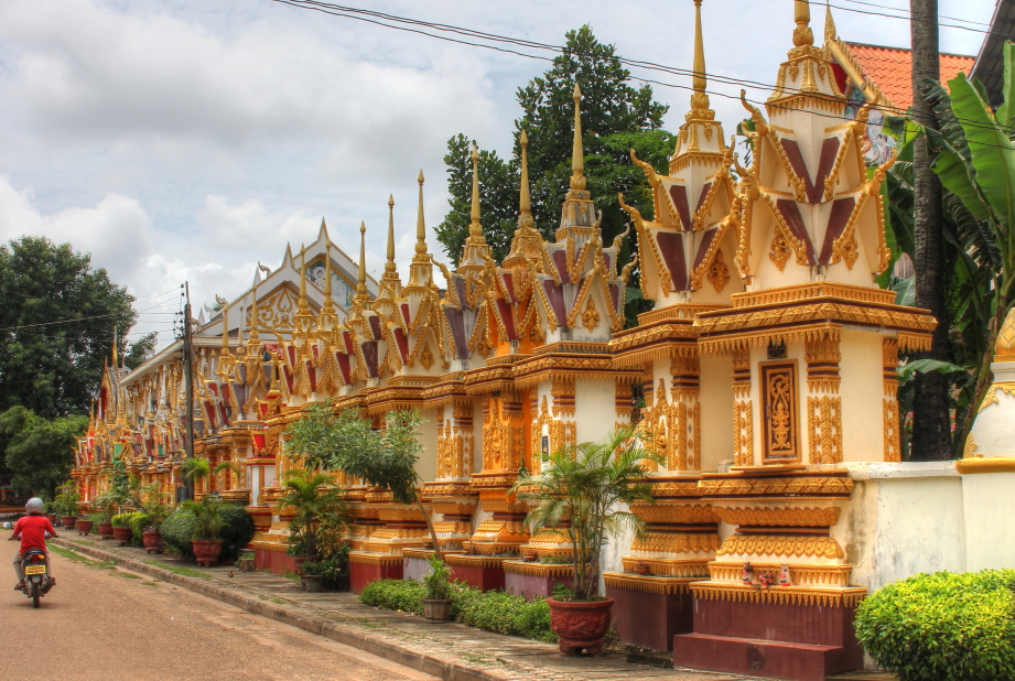 Savannakhet, il centro del Laos