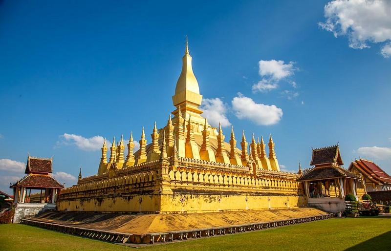 Lo stupa dorato e la festa più importante del Laos