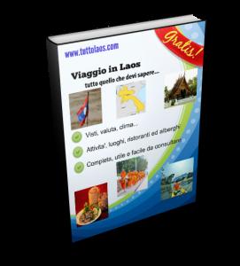 Guida gratuita in PDF per organizzare al meglio il tuo viaggio in Laos