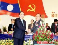 laos nuova presidenza