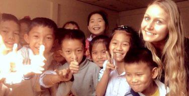 volontariato in laos tuttolaos 2