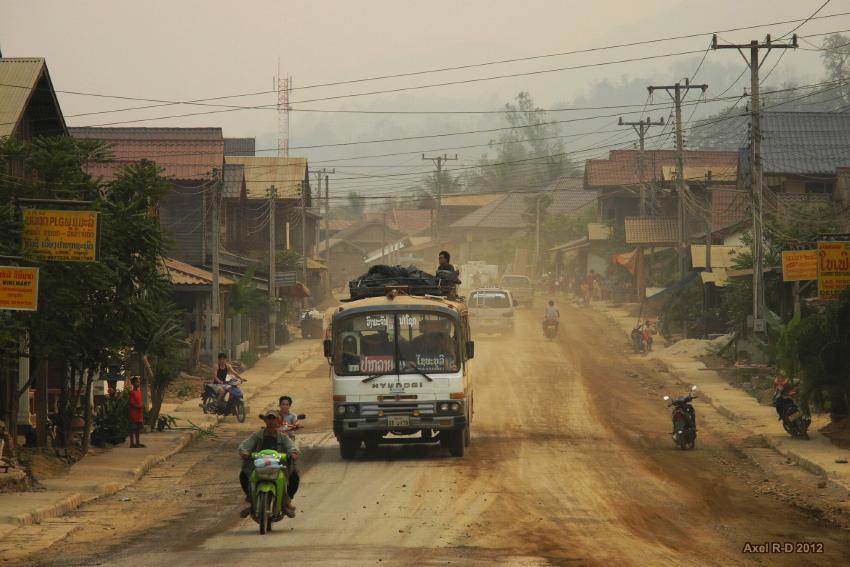 Da Luang Prabang a Vientiane, non il solito viaggio