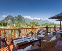 10 alberghi a Vang Vieng per divertirsi senza stress