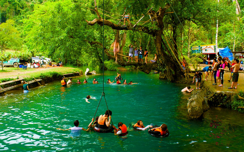 Viaggio a Vang Vieng: guida all'uso