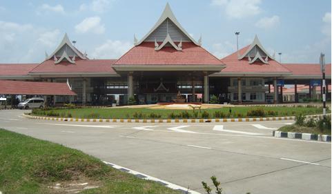 Visto all'arrivo in Laos