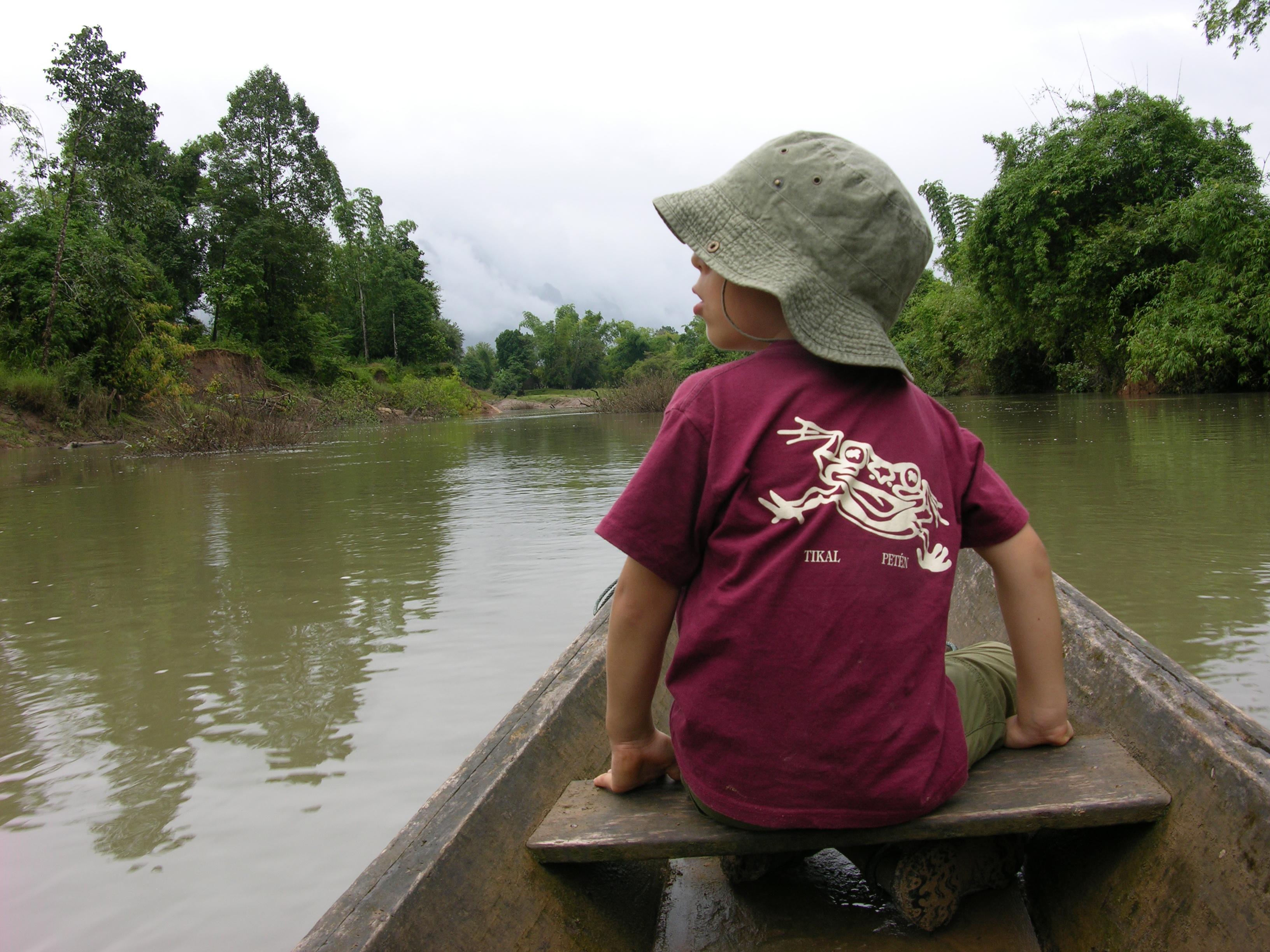 Racconti di viaggio: Laos si spengono le luci