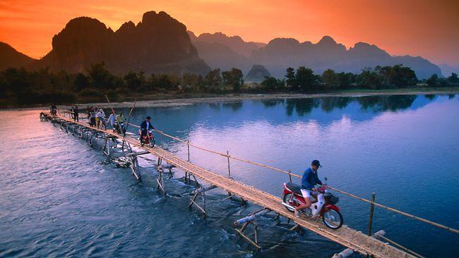 Guide per un viaggio in Laos