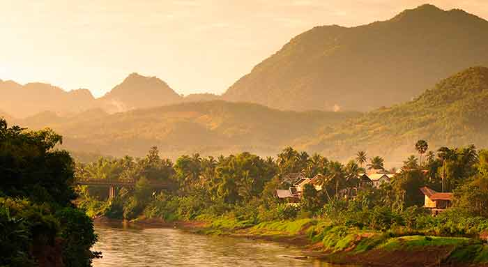 Laos e clima