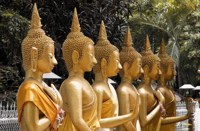 Wat Si Muang, dove tutto ebbe inizio