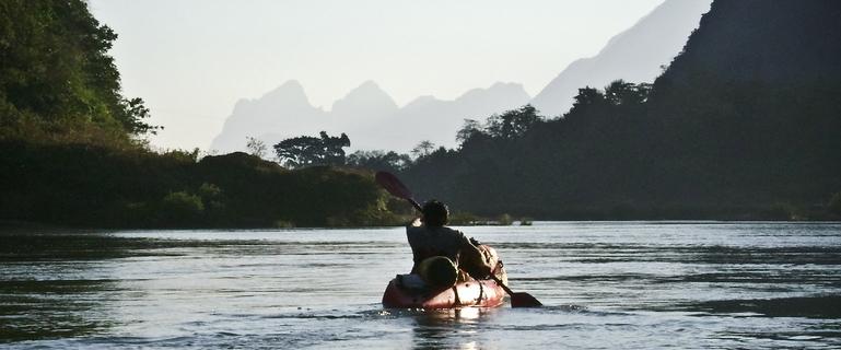 Viaggio in Laos in kayak: ecco come fare!