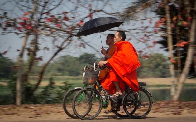 Il Laos in bicicletta, un'esperienza unica