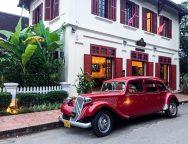 Come noleggiare un'automobile in Laos