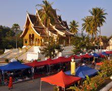 Il mercato notturno di Luang Prabang: ecco cosa devi sapere!