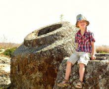 In Laos con i bambini, cosa fare con loro a Vientiane